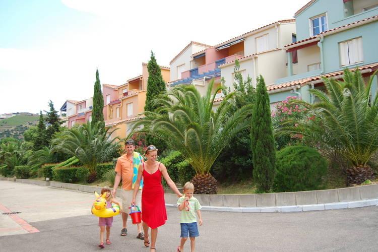 Ferienwohnung Village des Aloes 5 (341987), Cerbère, Mittelmeerküste Pyrénées-Orientales, Languedoc-Roussillon, Frankreich, Bild 3