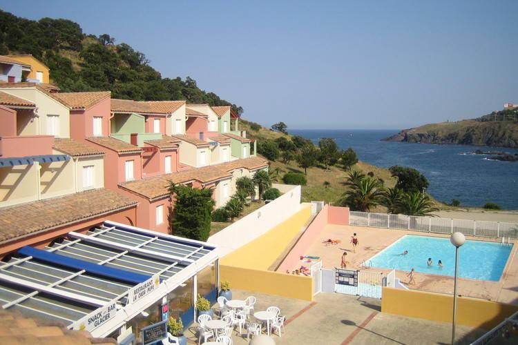 Ferienwohnung Village des Aloes 5 (341987), Cerbère, Mittelmeerküste Pyrénées-Orientales, Languedoc-Roussillon, Frankreich, Bild 7