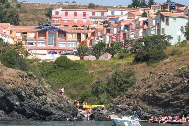 Ferienwohnung Village des Aloes 5 (341987), Cerbère, Mittelmeerküste Pyrénées-Orientales, Languedoc-Roussillon, Frankreich, Bild 21