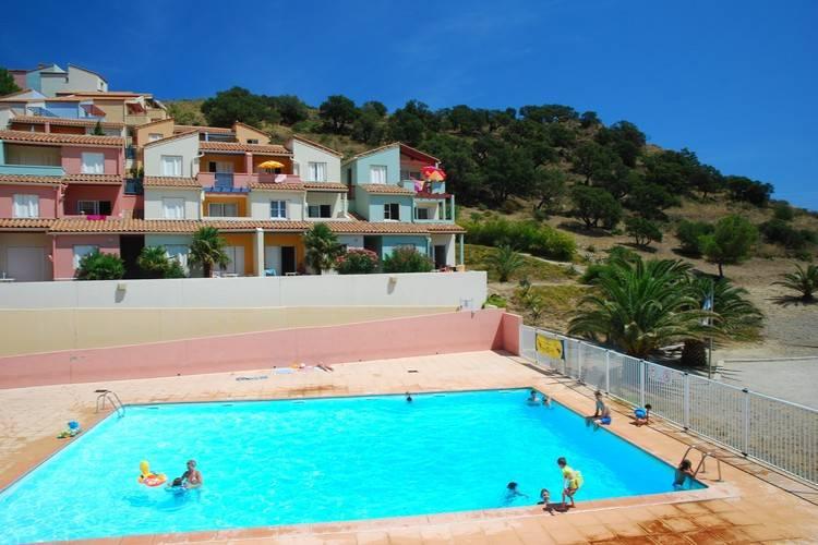Ferienwohnung Village des Aloes 6 (341994), Cerbère, Mittelmeerküste Pyrénées-Orientales, Languedoc-Roussillon, Frankreich, Bild 4
