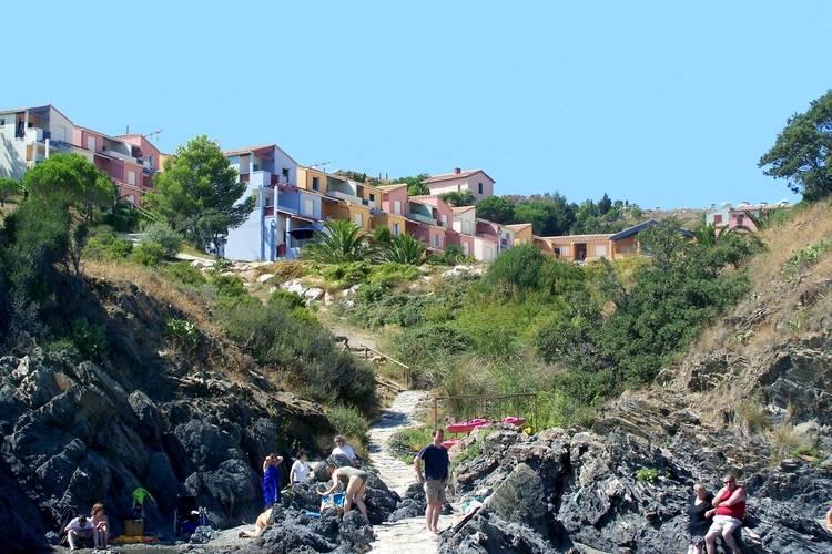 Ferienwohnung Village des Aloes 6 (341994), Cerbère, Mittelmeerküste Pyrénées-Orientales, Languedoc-Roussillon, Frankreich, Bild 14