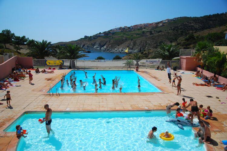 Ferienwohnung Village des Aloes 6 (341994), Cerbère, Mittelmeerküste Pyrénées-Orientales, Languedoc-Roussillon, Frankreich, Bild 11