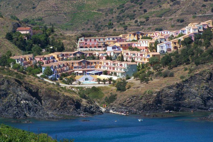 Ferienwohnung Village des Aloes 6 (341994), Cerbère, Mittelmeerküste Pyrénées-Orientales, Languedoc-Roussillon, Frankreich, Bild 2