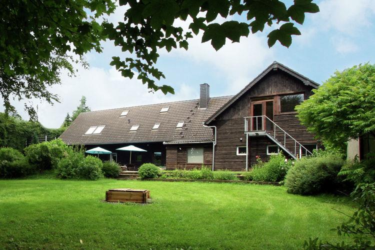 vakantiehuis Duitsland, Eifel, Kalterherberg vakantiehuis DE-52156-09