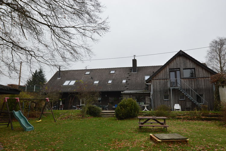 Vakantiehuis  met wifi  EifelKalterherberg