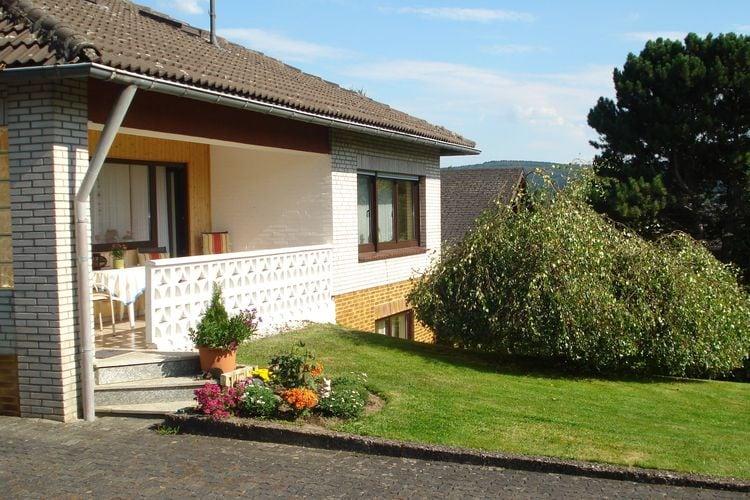 Appartement huren in Westerwald -     voor 2 personen  Vakantiewoning met ruime tuin, spe..