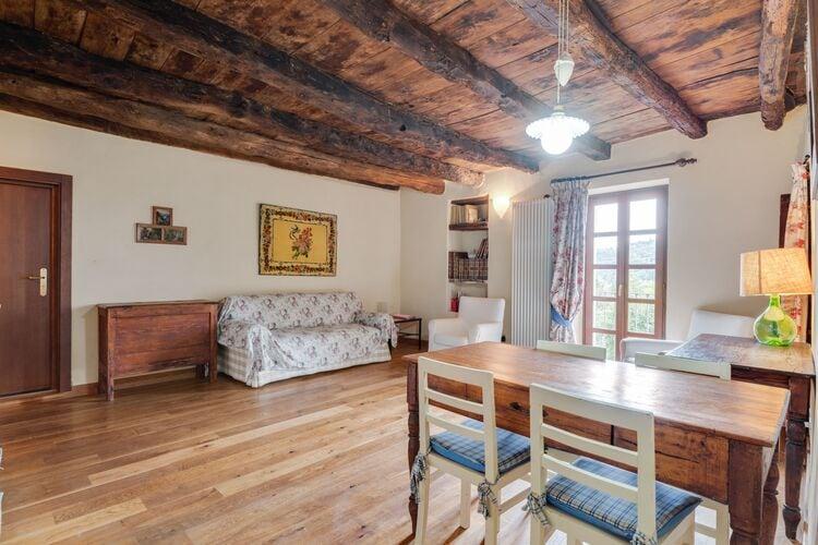 Vakantiehuizen Italie | Piemonte | Vakantiehuis te huur in Ovada met zwembad  met wifi 4 personen