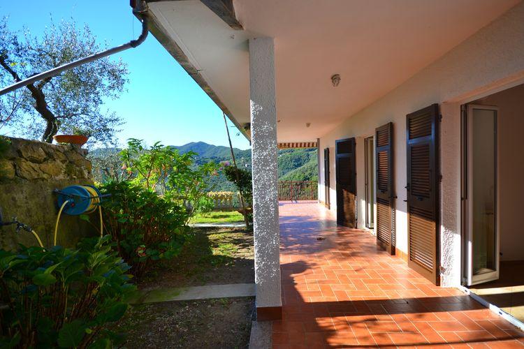 Italie | Lig | Vakantiehuis te huur in Moneglia   met wifi 4 personen
