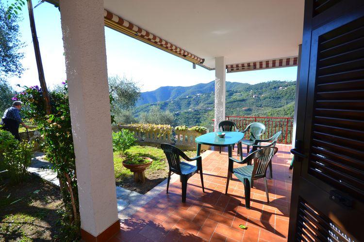 Vakantiehuizen Italie | Lig | Vakantiehuis te huur in Moneglia   met wifi 4 personen