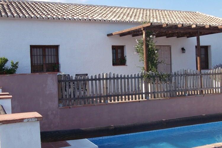 Spanje | Andalucia | Boerderij te huur in Fuentes-de-Cesna met zwembad  met wifi 9 personen