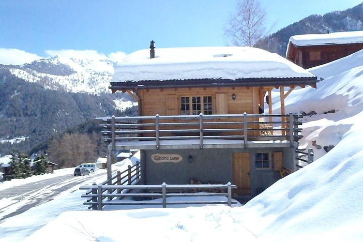 Chalet Zwitserland, Jura, La Tzoumaz Chalet CH-1918-34