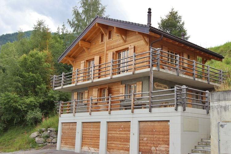 Zwitserland Chalets te huur Vrijstaand Top chalet met vrij uitzicht midden in het skigebied van La Tzoumaz