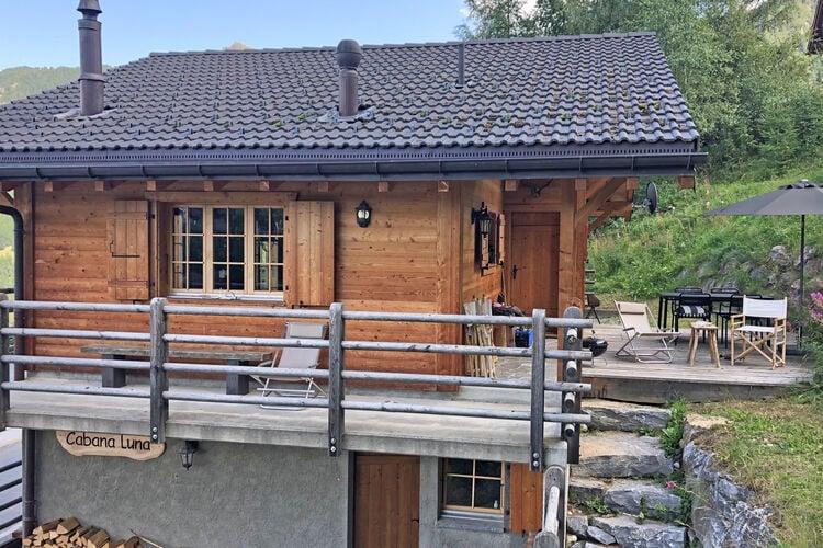 Vakantiehuizen Zwitserland | Jura | Chalet te huur in La-Tzoumaz    10 personen