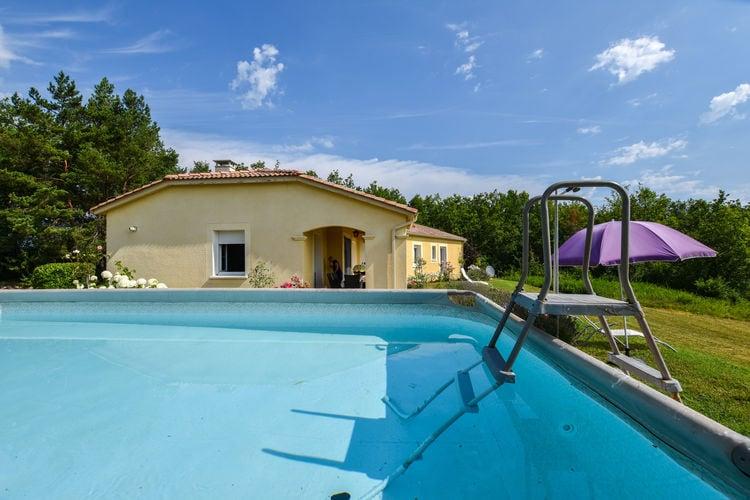 Villa Frankrijk, Midi-Pyrenees, Cazals Villa FR-46250-02