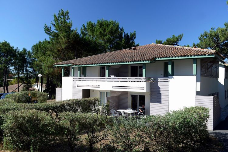 Appartement met zwembad met wifi  Cote AtlantiqueRésidence Bleu Océan 3