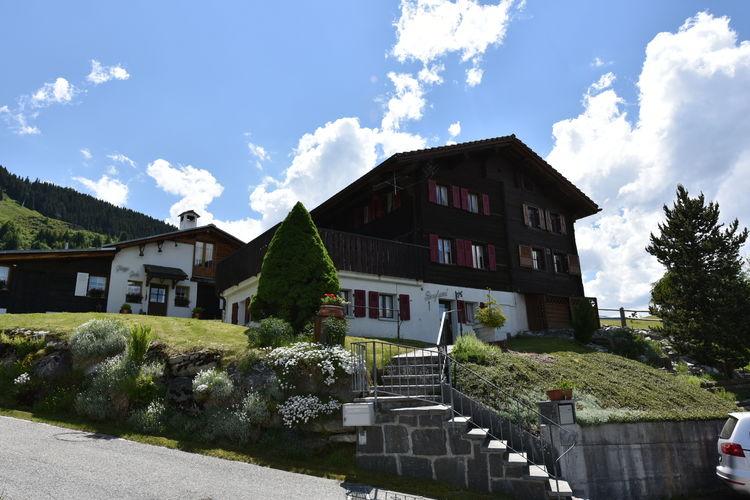 Haus Bergheimat - Apartment - Obersaxen