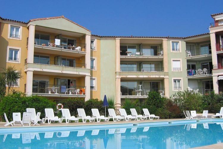 Appartement Frankrijk, Provence-alpes cote d azur, Sainte Maxime Appartement FR-83120-20