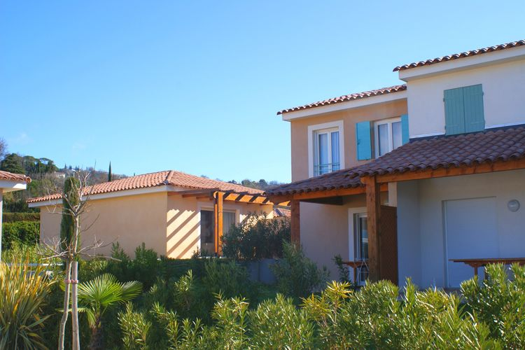 vakantiehuis Frankrijk, Provence-alpes cote d azur, Montauroux vakantiehuis FR-83440-41