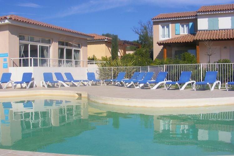 Vakantiehuizen Frankrijk | Provence-alpes-cote-d-azur | Vakantiehuis te huur in Montauroux met zwembad  met wifi 8 personen