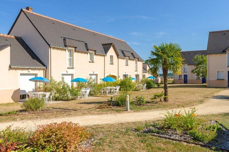 Frankrijk | Region-Centre | Vakantiehuis te huur in Azay-le-Rideau met zwembad  met wifi 4 personen