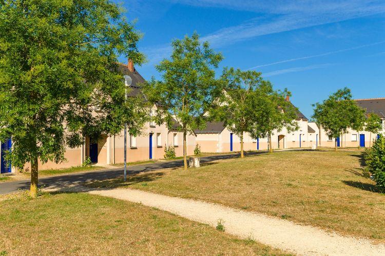 Woning Frankrijk | Region-Centre | Vakantiehuis te huur in Azay-le-Rideau met zwembad  met wifi 8 personen