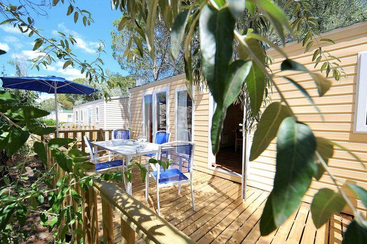Vakantiehuizen Frankrijk | Languedoc-roussillon | Sta caravan te huur in Le-Grau-du-roi met zwembad  met wifi 6 personen