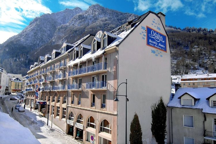 Hôtel-Résidence Balnéo Aladin 1 - Apartment - Cauterets