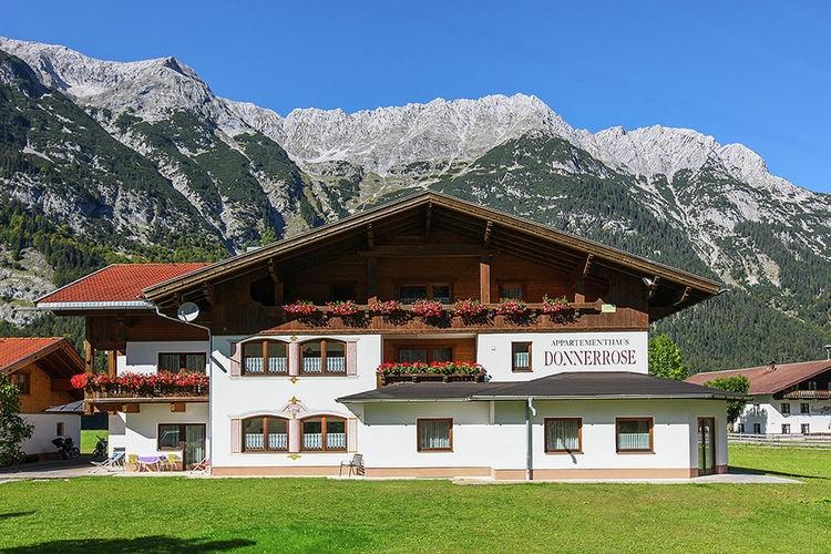Vakantiehuizen Oostenrijk | Tirol | Appartement te huur in Leutasch   met wifi 3 personen