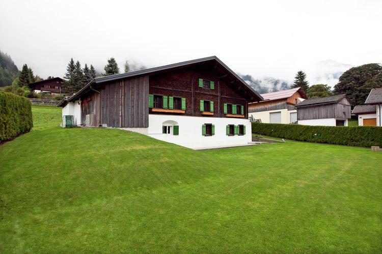 Appartement Oostenrijk, Vorarlberg, St. Gallenkirch Appartement AT-6791-54