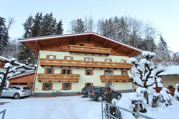 Landhaus Irmi - Apartment - Fieberbrunn - PillerseeTal
