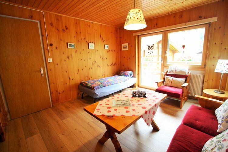 Appartement Zwitserland, Jura, Blatten Appartement CH-3904-02