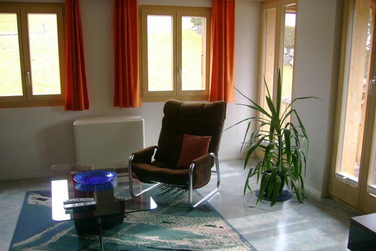 Appartement Zwitserland, Bern, Scharnachtal Appartement CH-3722-01