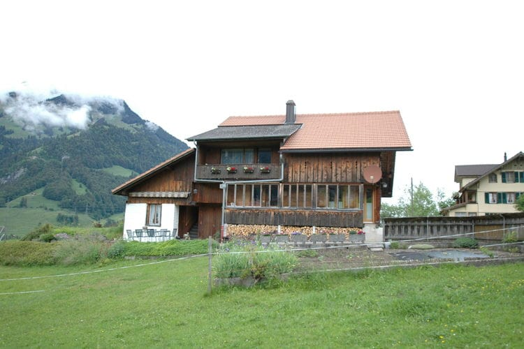 Appartement  met wifi  Scharnachtal  Haus Lüscher
