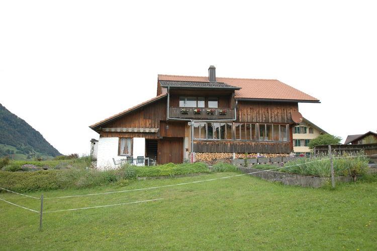 Zwitserland | Bern | Appartement te huur in Scharnachtal   met wifi 3 personen