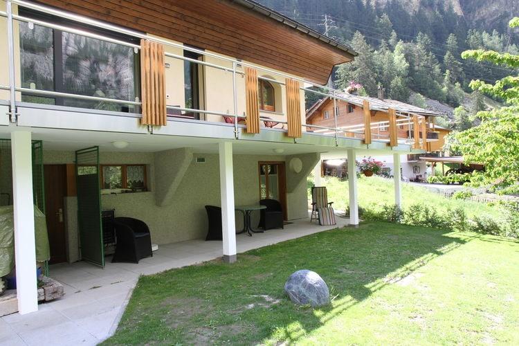 Appartementen Zwitserland | Jura | Appartement te huur in St-Niklaus   met wifi 4 personen