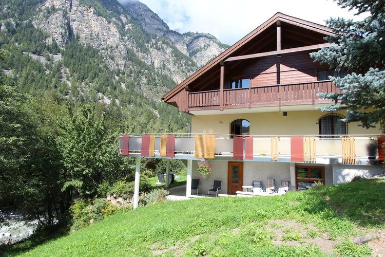 Appartement Zwitserland, Jura, St. Niklaus Appartement CH-3924-07