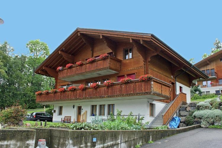 Vakantiehuizen Zwitserland | Bern | Appartement te huur in Hasliberg   met wifi 3 personen
