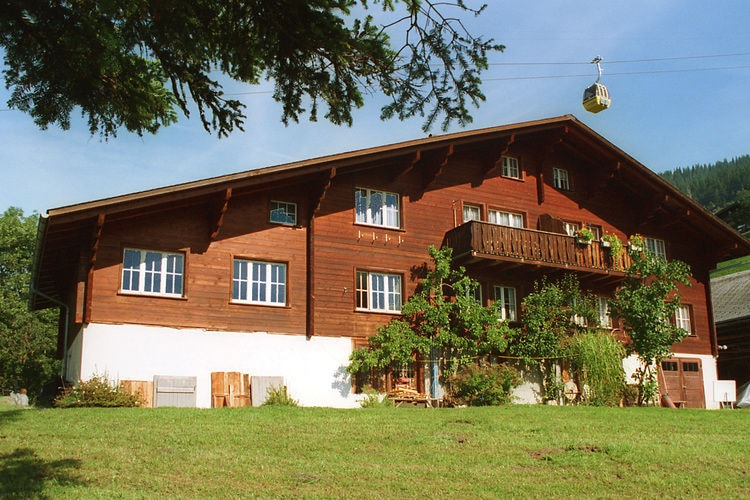 Holiday home Bernese Oberland