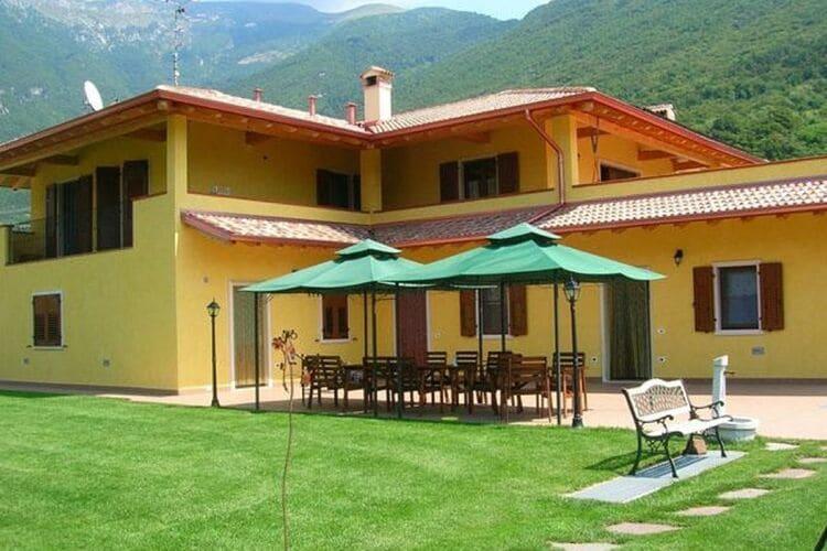Vakantiehuizen Italie | Italiaanse-Meren | Vakantiehuis te huur in Arco   met wifi 5 personen