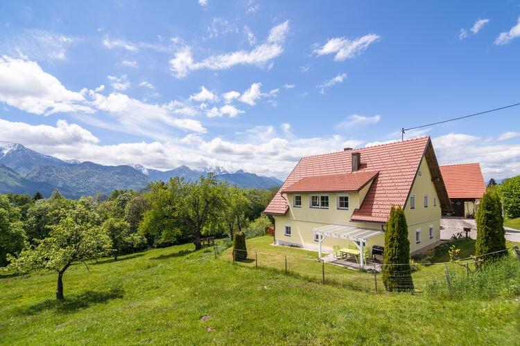 Oostenrijk | Kaernten | Appartement te huur in Ludmannsdorf met zwembad  met wifi 8 personen