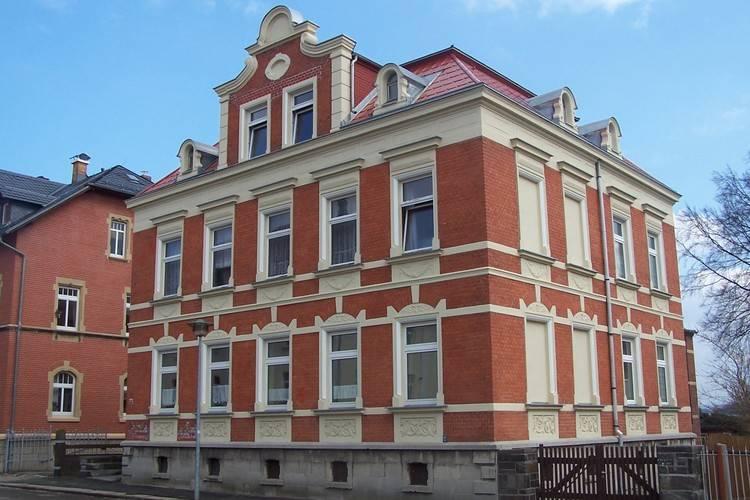 vakantiehuis Duitsland, Saksen, Treuen vakantiehuis DE-08233-02