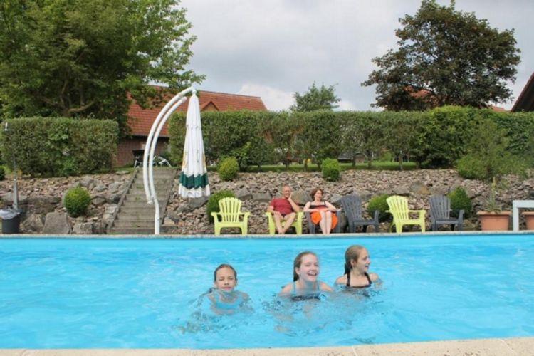vakantiehuis Duitsland, Teutoburgerwoud, Brakel-Bellersen vakantiehuis DE-33034-05