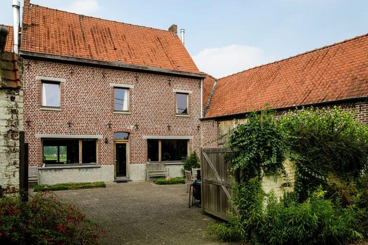 Boerderijen Belgie | Oost-Vlaanderen | Boerderij te huur in Michelbeke-Brakel   met wifi 7 personen