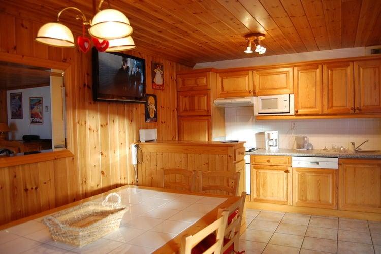 Vakantiewoning Frankrijk, Rhone-alpes, Champagny en Vanoise Appartement FR-73350-134