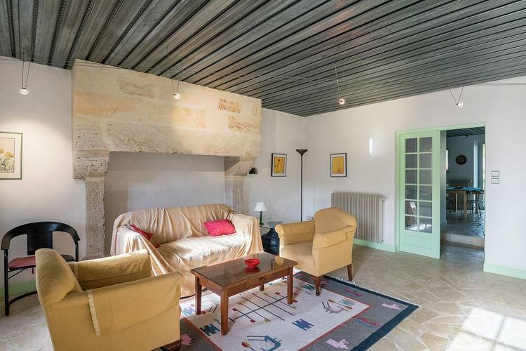 vakantiehuis Frankrijk, Cote Atlantique, Saint-Cibard vakantiehuis FR-33570-01