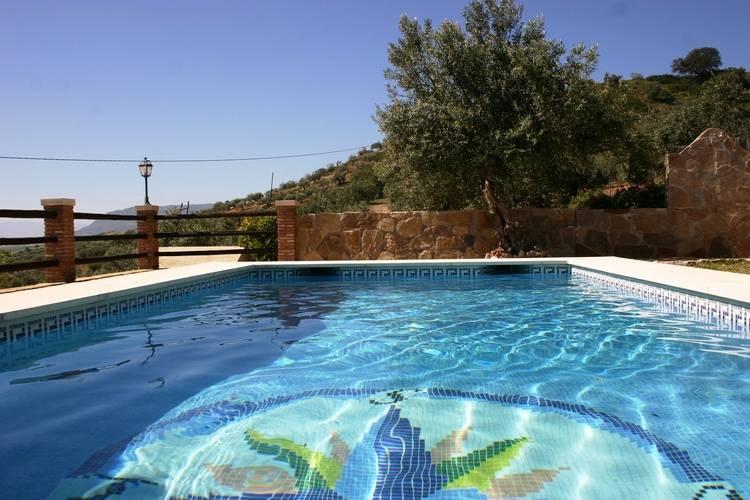 Villas Spanje | Andalucia | Villa te huur in Lora met zwembad  met wifi 8 personen
