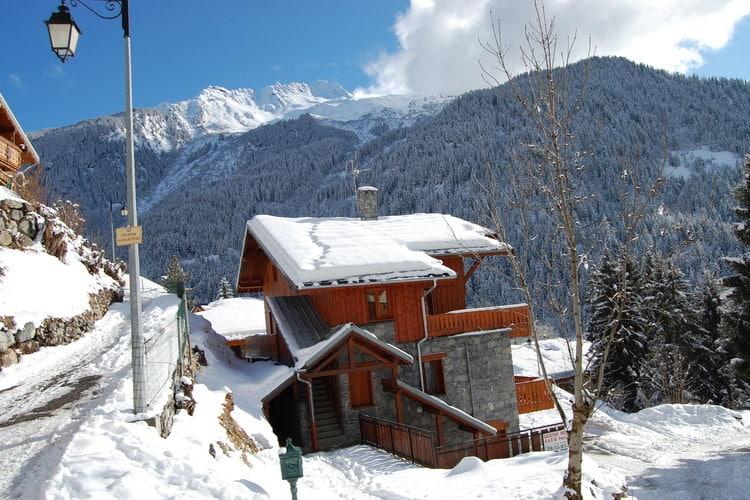 Frankrijk | Rhone-alpes | Appartement te huur in Champagny-en-Vanoise   met wifi 4 personen