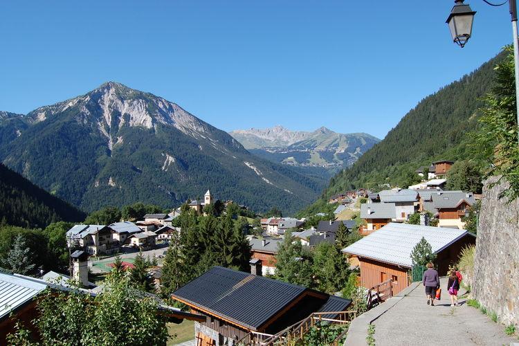 Frankrijk | Rhone-alpes | Appartement te huur in Champagny-en-Vanoise   met wifi 6 personen