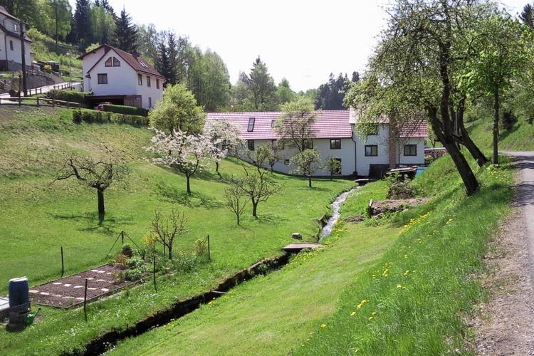 Ferienwohnung Landferienhof Schmidt (341444), Schönbrunn, Thüringer Wald, Thüringen, Deutschland, Bild 2
