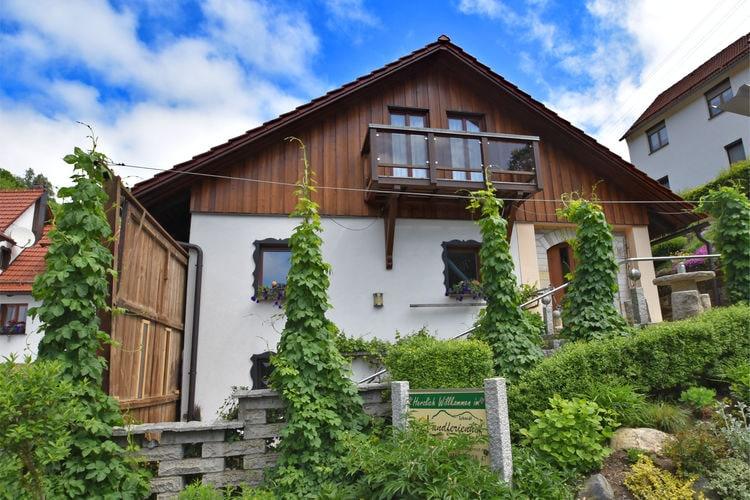 Duitsland | Thuringen | Boerderij te huur in Schleusegrund-ot-Langenbach   met wifi 5 personen